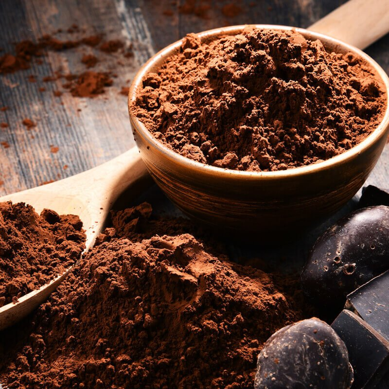 100% Cocoa Powder Organic