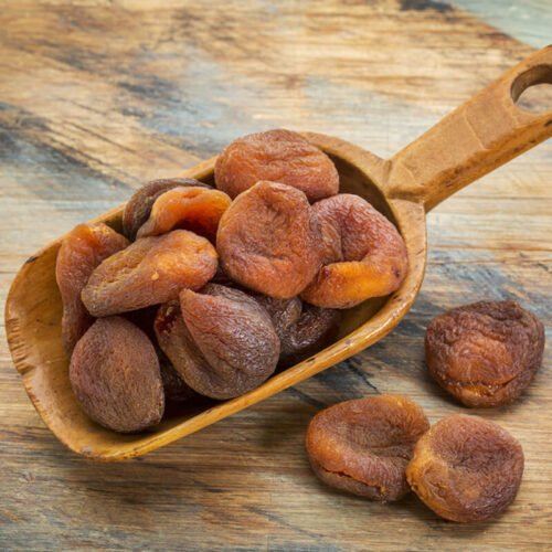 Apricots Whole Organic