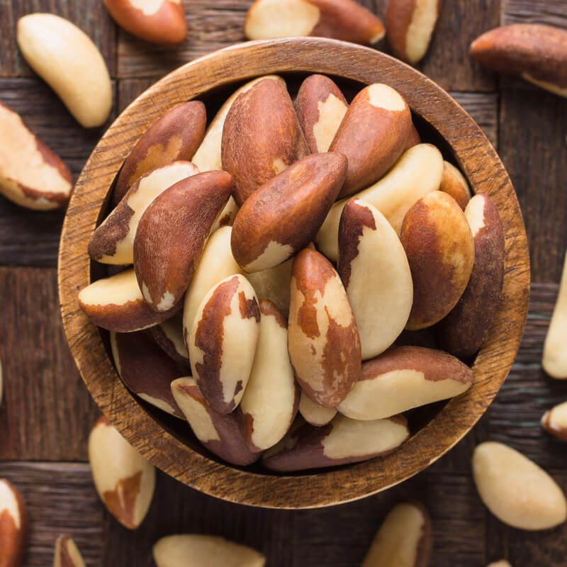 Brazil Nuts Organic