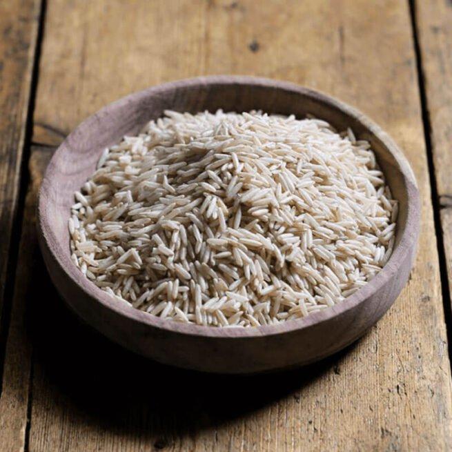 Brown Basmati Rice Organic 1