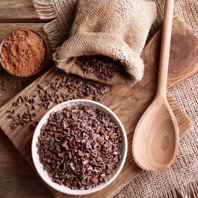 Cacao Nibs Raw Organic
