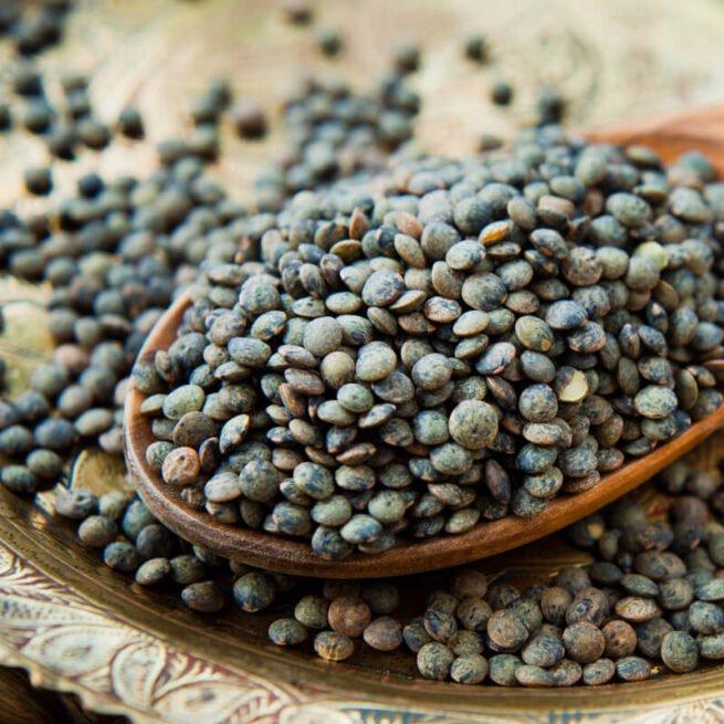 French Lentils Organic