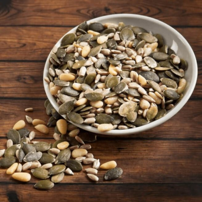 Omega 4 Seed Mix Organic