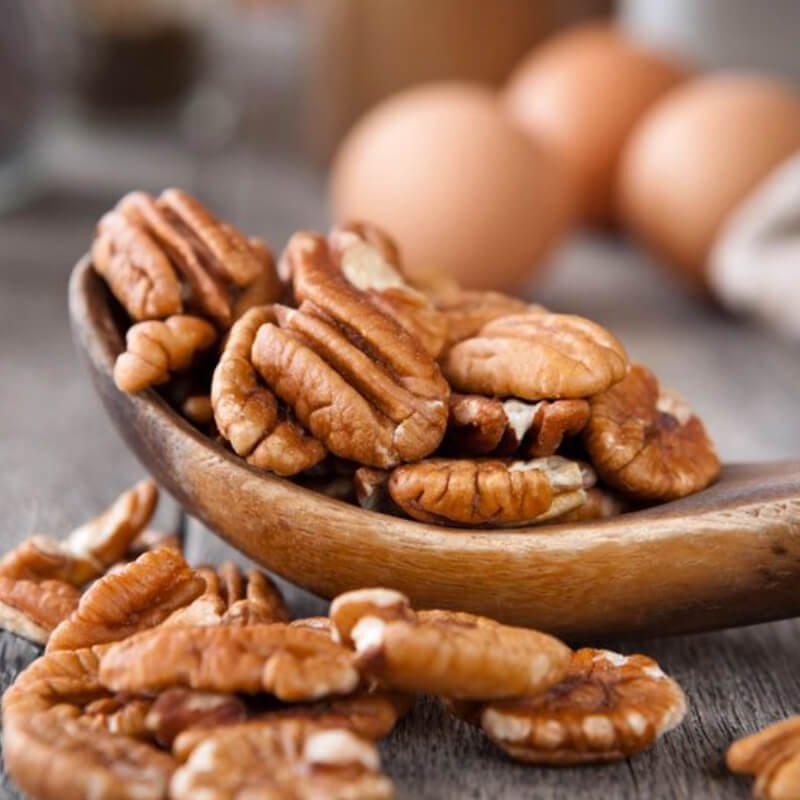 Pecan Nuts Organic Halves