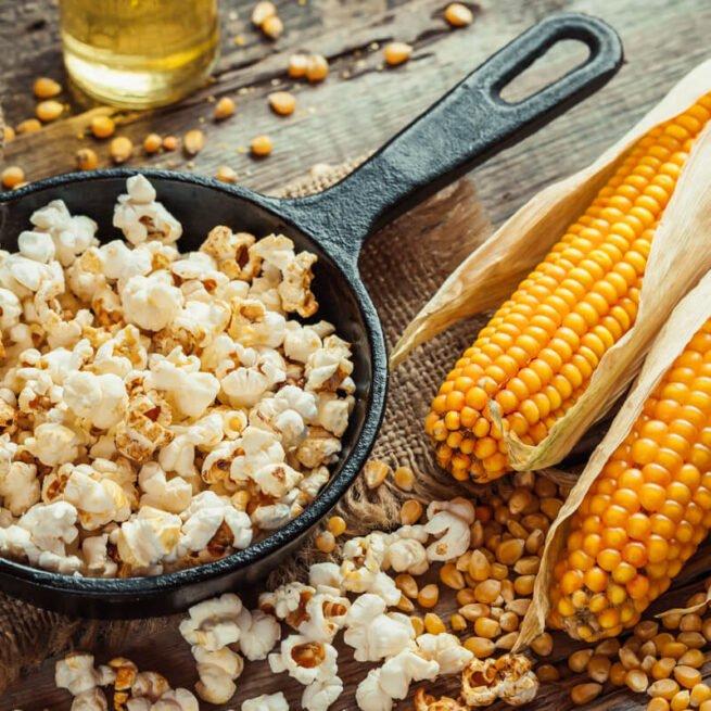 Popping Corn Organic