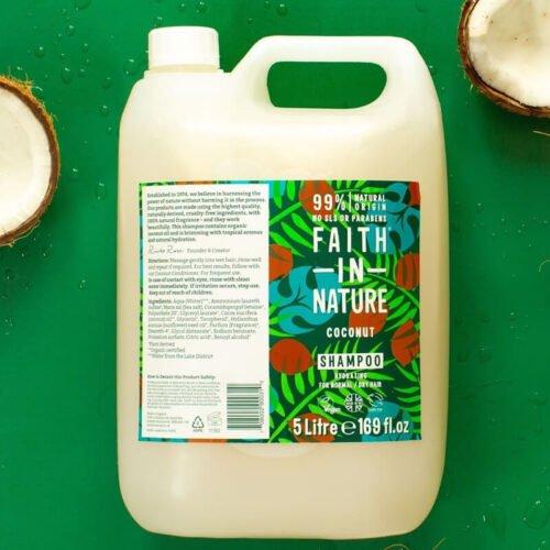 Shampoo FAITH (Coconut)