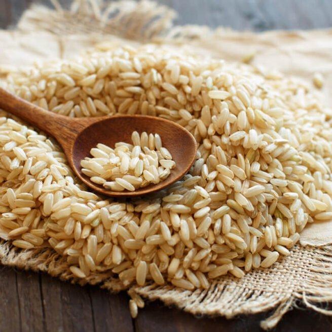 Short Brown Rice Organic