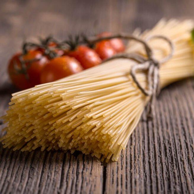 Spaghetti Organic