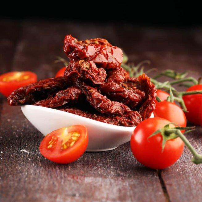 Sun-Dried Tomato Halves Organic
