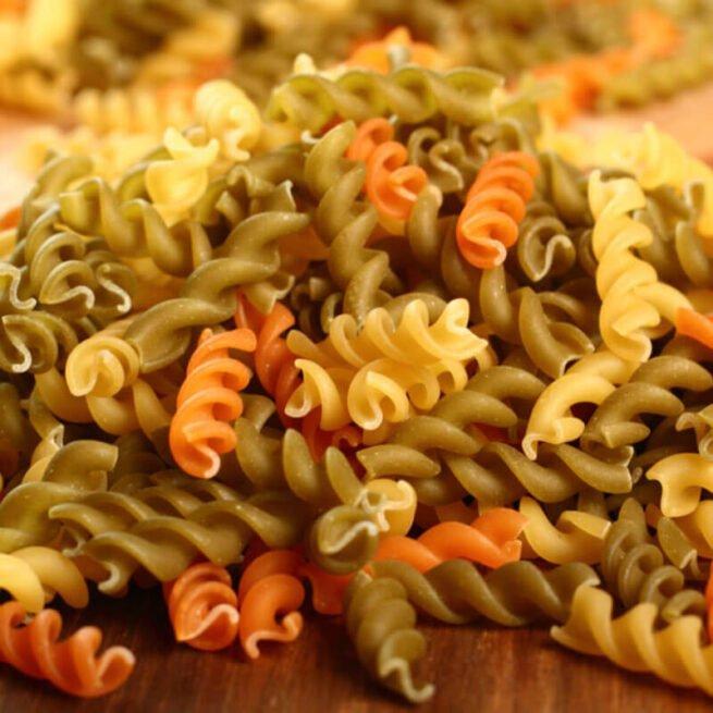 Tricolore Fusilli Organic