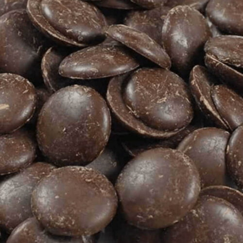 Chocolate 73 Very Dark Buttons Organic