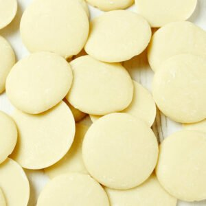 White Chocolate Buttons Organic